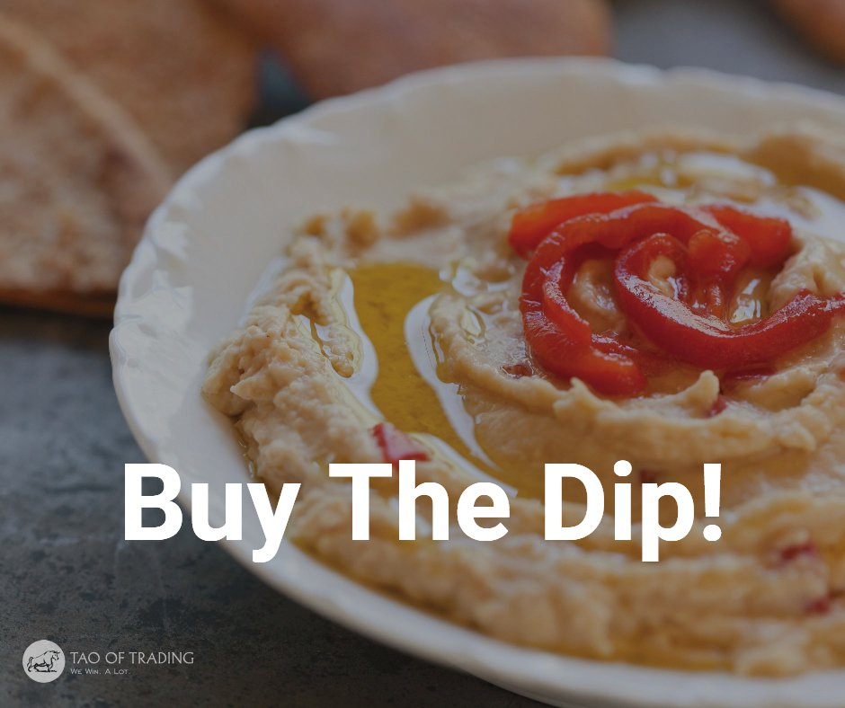 Buy The Dip!